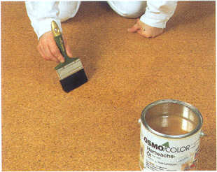Osmo Color Hardwax Oil For Wooden Floors